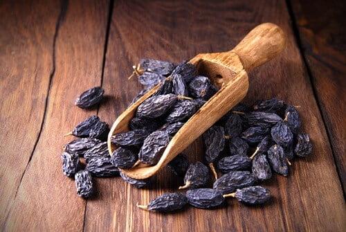 can gerbils have raisins?