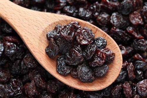 gerbils eating raisins