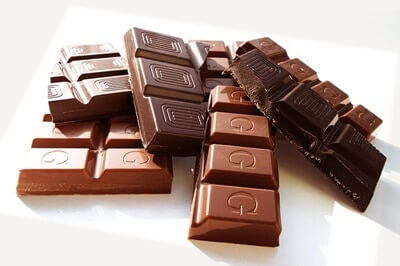 can gerbils eat chocolate?